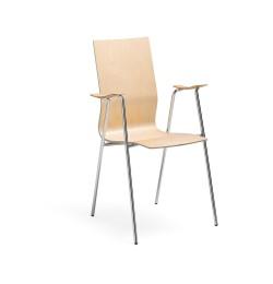 MATERIA adam armchair birch_w