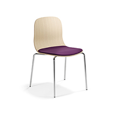 materia-neo-lite-chair-whitepig-ash-purple-fabric-4-leg-chrome-side