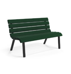 MATERIA Park sofa green VALD