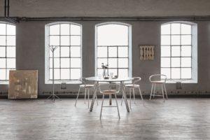 MATERIA Hal table Kaloo bar stool interior 1